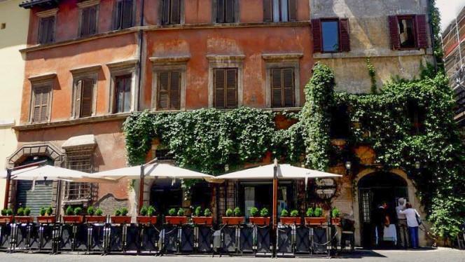 Esterno - Antica Trattoria Angelino, Rome