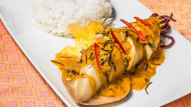 sugestão do chef - Sala Thai, Lisboa