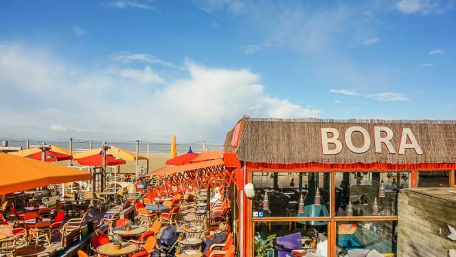 terras - Strandpaviljoen Bora Bora, Den Haag
