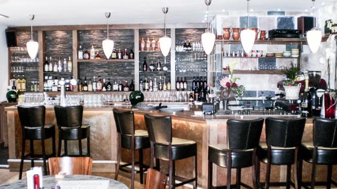 restaurantzaal - De Ouzerie, Utrecht