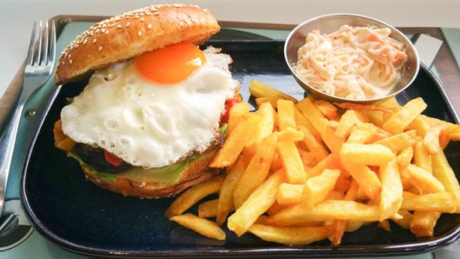 Suggestion plat - The Paris Diner, Paris