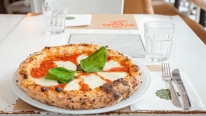La pizza - Rossopomodoro Porta Romana, Milan