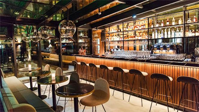 Restaurant Interior - ARC. by Lute, Amsterdam