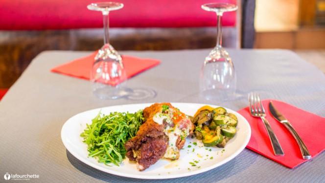 Suggestion de plat - La Fattoria, Lingolsheim