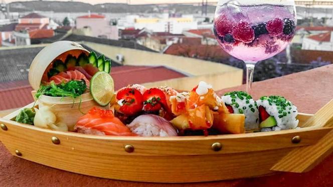 Sugestão do chef - Sushi People, Lisboa