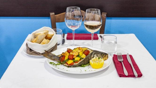 Suggerimento dello chef - Lungomare, Milan