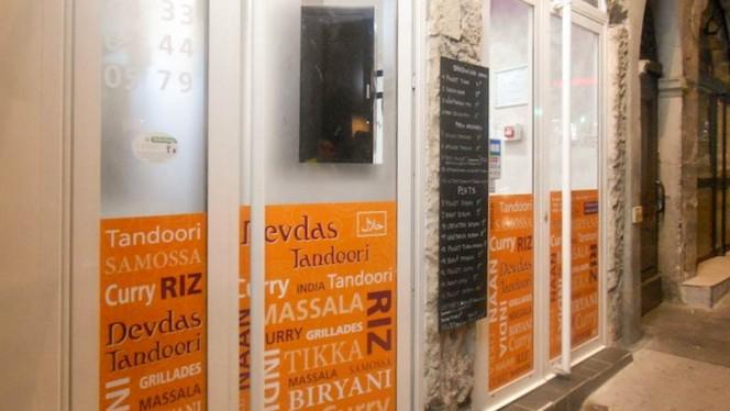 entrée - Devdas Tandoori, Lyon