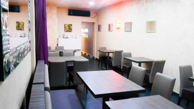salle - Devdas Tandoori, Lyon