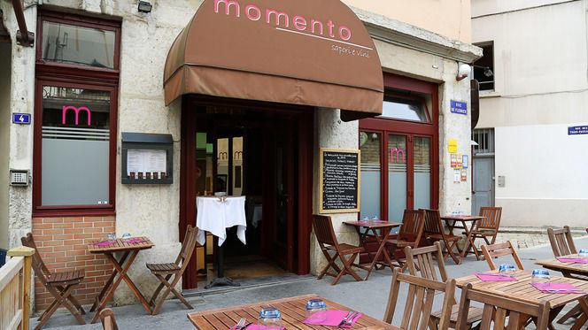 Bienvenue au restaurant Momento Sapori e Vini - Momento Sapori e Vini, Lyon