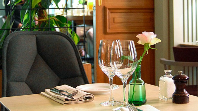 Part of the dining room - Nalen Restaurang, Stockholm
