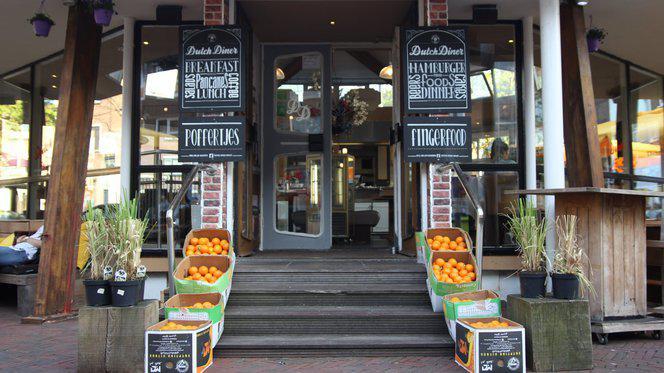 Voorzijde - Dutch Diner, Rotterdam