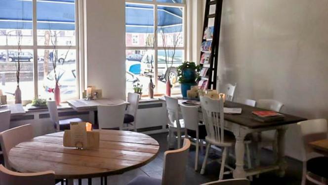 Het restaurant - Eten bij Werelds, Den Haag