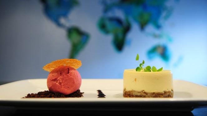 Suggestie van de chef - Eten bij Werelds, Den Haag