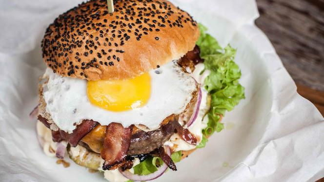 Suggestie van de chef - Geflipt Burgers, Amsterdam