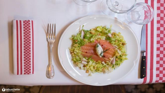 Suggestion de plat - Le Bouchon Sully, Lyon-6E-Arrondissement