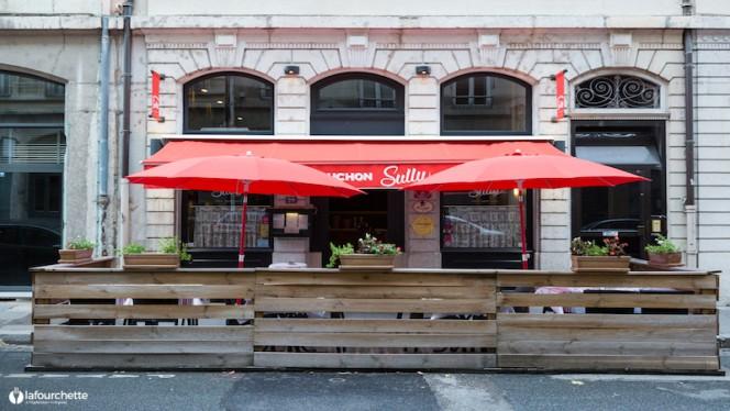 Terrasse - Le Bouchon Sully, Lyon-6E-Arrondissement
