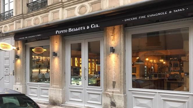 Entrée - Pepito Bellota S.L., Lyon