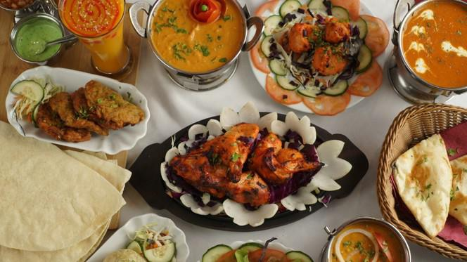 Sugerencia del chef - Indian flavour, Madrid