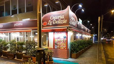 Osteria Le Delizie, Rimini