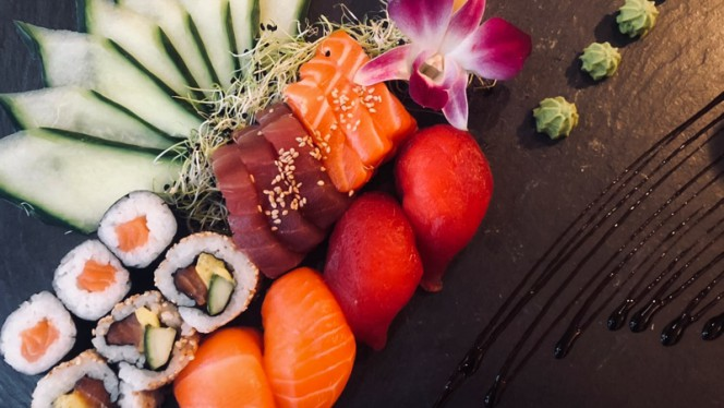 New York Lovers - Le Duo - Thai & Sushi, Lausanne