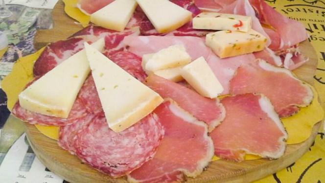 Suggerimento dello chef - Enoteca degli Ostinati, Bevagna