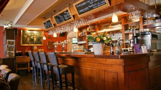 Restaurant - Rembrandt, Boxtel