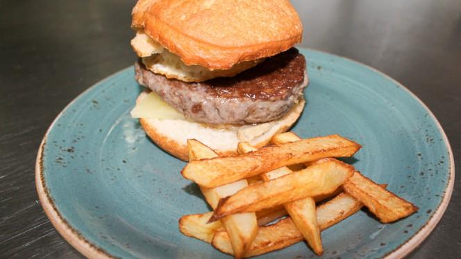 Nuestras hamburguesas - Sabores de Durban, Valencia