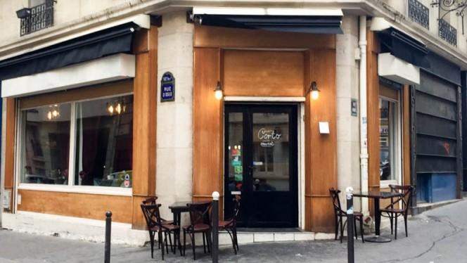 Entrée - Corto, Paris