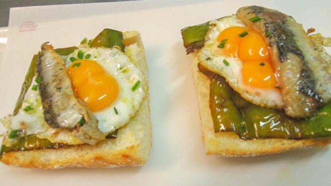 Sugerencia del chef - Restaurante Orson, Valencia