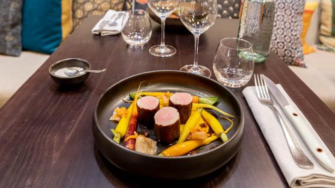 Suggestion du Chef - Bo-Tannique, Bordeaux