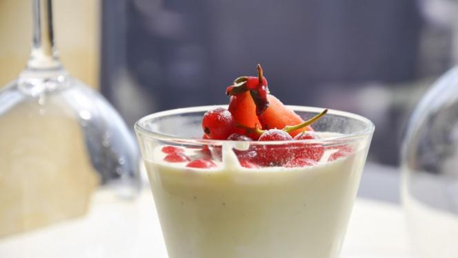 Suggestion desserts - Café des Amis, Neuchâtel