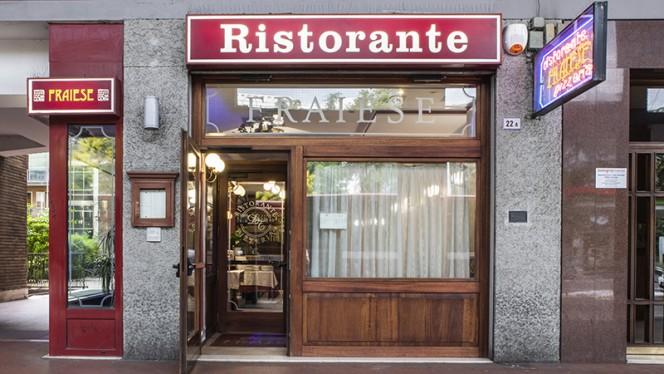 Entrata - Fraiese, Bologna