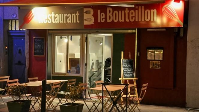 Terrasse - Le Bouteillon, Toulouse
