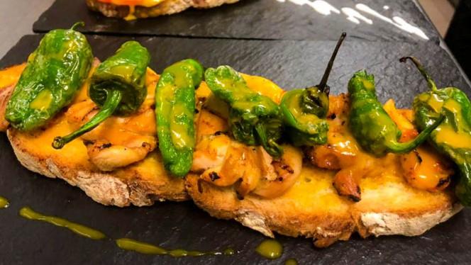 Sugerencia del chef - El Capritx, Barcelona
