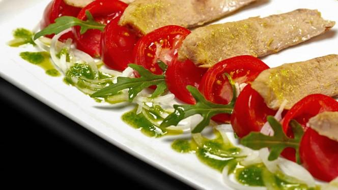 Sugerencia del chef - Vinotinto, Valencia