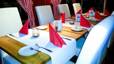 Restaurang En Liten Röd, Östersund