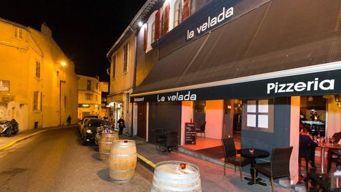 Devanture - La Velada, Marseille