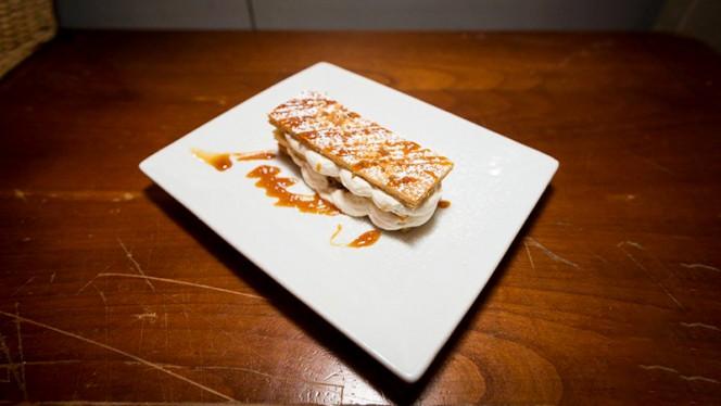 Suggestion du chef - La Velada, Marseille