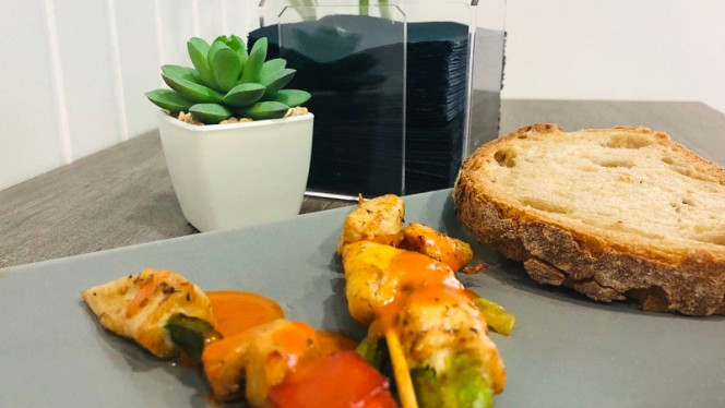 Sugerencia de plato - Bistrog Gastrobar,