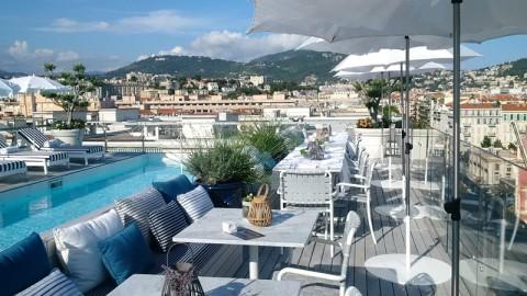 B Club La Terrasse, Nice