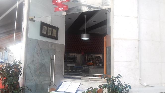 Entrada - Cervejaria Bar Derbi, Lisboa