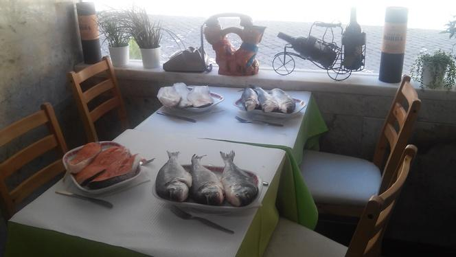 Peixe fresco - Cervejaria Bar Derbi, Lisboa
