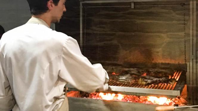 Nuestro chef en acción - Morriña, A Coruña