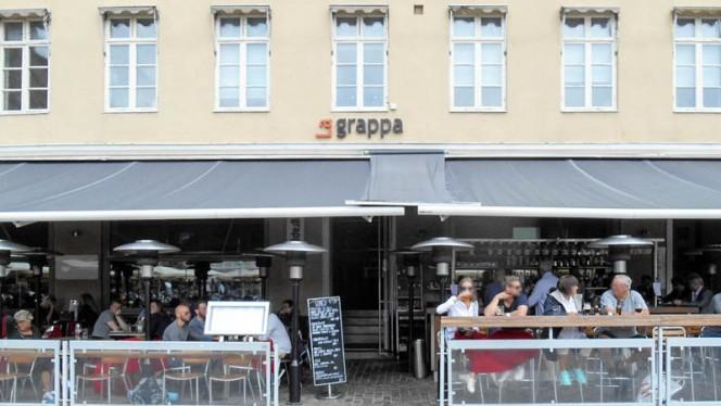 Ute - La grappa, Malmö