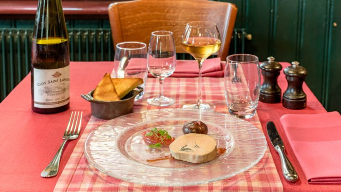 Suggestion du Chef - La Vignette, Strasbourg