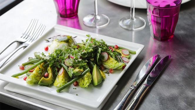Suggestion du chef - Café Barge, Paris