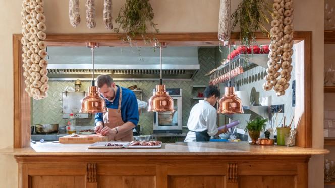 Chef - Le Bistroman - Madrid, Madrid