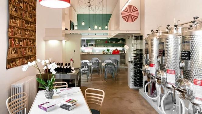 sala - Vineria di Via Stradella (solo servizio cena), Milan