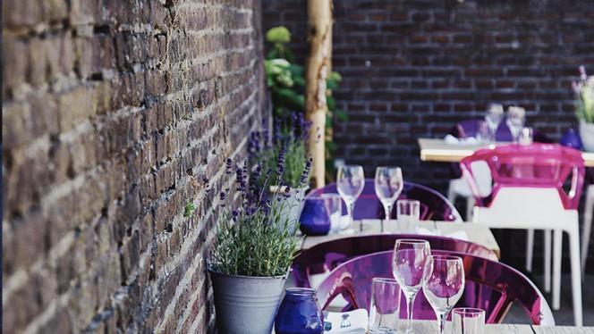 Heerlijk dineren aan de gracht. - Restaurant Blij, Utrecht