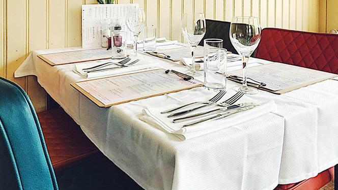 Kleurvol & stijlvol dineren doe je bij Blij. - Restaurant Blij, Utrecht